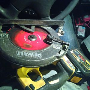 Dewalt Circular saw New Battery in Charger for Sale in New Castle, DE