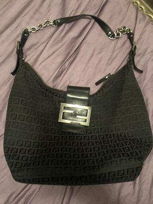 Black Fendi Bag for Sale in Eddington, PA