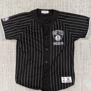 Brooklyn Nets Baseball Jersey for Sale in Milford, MA
