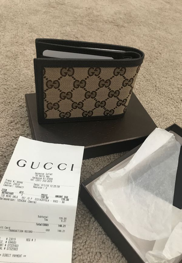 Brand new with receipt 100% real $300