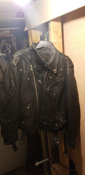 XL Harley Davidson leather motorcycle jacket for Sale in Joplin, MO