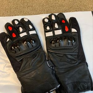 New Leather Alpinestar Motorcycle Gloves for Sale in El Cerrito, CA