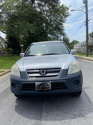 2005 Honda CR-V 5 speed for Sale in Brentwood, MD