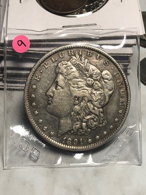 1891 silver Morgan dollar for Sale in Cocoa, FL