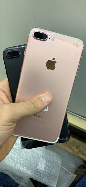 iPhone 7 Plus unlock with 2 month warranty only @ Julian wireless for Sale in Columbus, OH