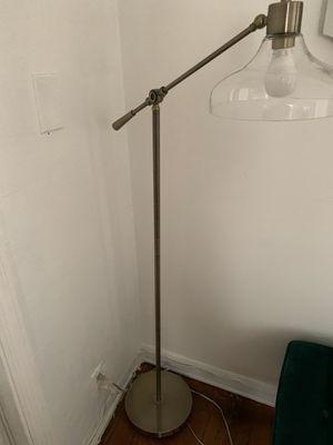 Bronze Edison floor lamp for Sale in Miami, FL