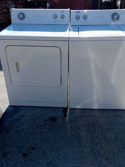 E estate By Whirlpool Heavy Duty Washer And Roper By Whirlpool Dryer for Sale in Hampton,  VA