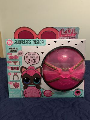 LOL Surprise! Biggie Pets Spicy Kitty - L.O.L! NEW! for Sale in Tamarac, FL