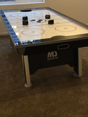"MD Sports 89"" Air Hockey Table for Sale in Parker, CO"