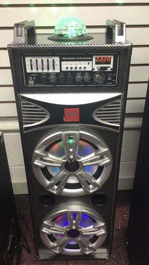 Bluetooth speaker 🔊 karaoke 🎤 for Sale in Falls Church, VA