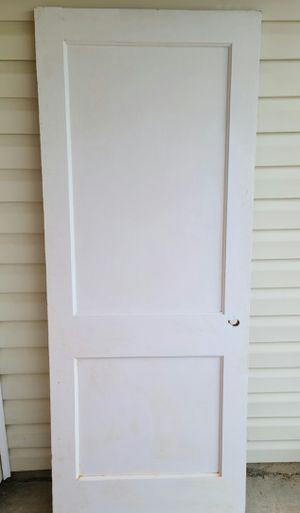 Wood door for Sale in Gaston, SC