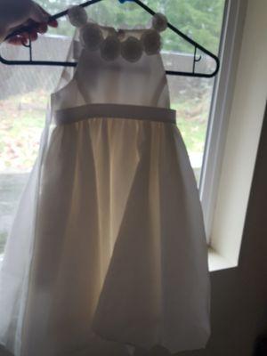 David's Bridal flower girl dress. for Sale in Rainier, WA