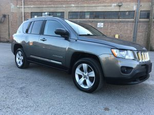 2012 Jeep Compass 4x4 for Sale in Chicago, IL