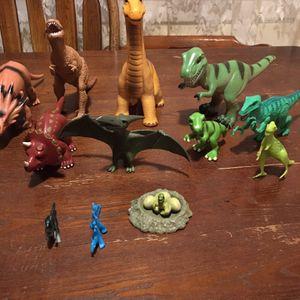 Variety Of Dinosaur Figures for Sale in Elkridge, MD