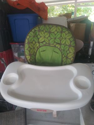 Portable highchair for Sale in Pinellas Park, FL