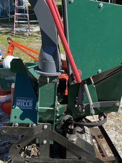 Woodland Mill Chipper for Sale in Daytona Beach,  FL