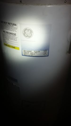 Used hot water heater for Sale in Euless, TX