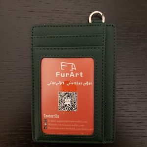 FurArt small green wallet for Sale in Mount Prospect, IL
