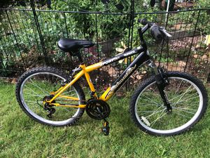 "Boys mountain bike, wheels on 24"" for Sale in Vancouver, WA"