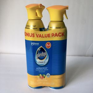 Antibacterial surface cleaner spray (2 pk - 9.7oz each) for Sale in Orlando, FL