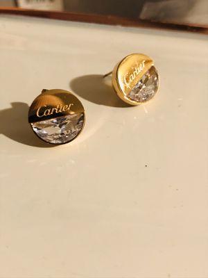 Cartier Stud Earrings for Sale in McLean, VA