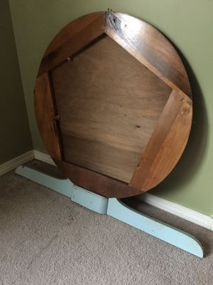 Antique Vanity or Dresser Wood Top without Mirror for Sale in Greer, SC