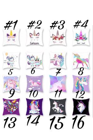 Unicorn Pillows for Sale in McRae, GA