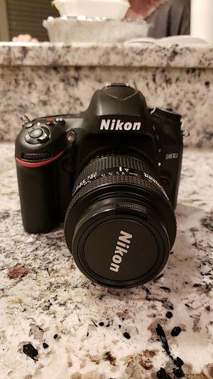 Nikon D610/ Nikon 35-105mm for Sale in Smyrna, TN