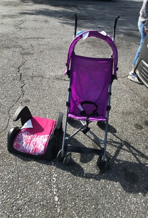 Stroller/ booster seat for Sale in Springfield, VA