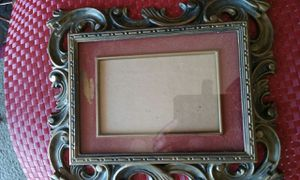Antique Frame Plastic with Glass for Sale in San Bruno, CA