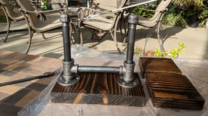 Industrial rustic napkin holder for Sale in San Diego, CA