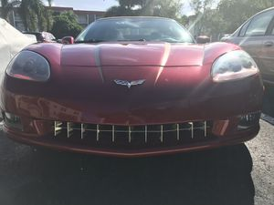 2011 Chevy Corvette Convertible for Sale in Pompano Beach, FL