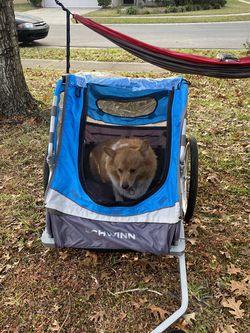 Schwinn Bicycle Dog Or Child Bike Trailer Wagon for Sale in Lake Mary,  FL