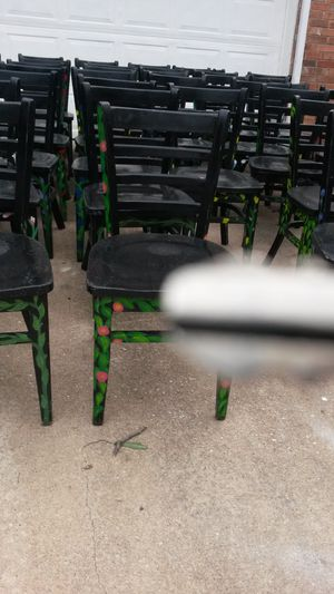 Restaurant chair for sale for Sale in Richardson, TX