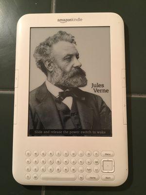 Glacier White Amazon Kindle for Sale in Austin, TX