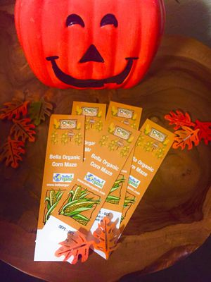 🎃 🌽 Corn Maze Tickets 🌽 🎃. for Sale in Vancouver, WA