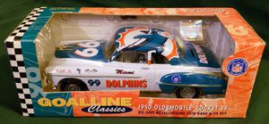 Miami Dolphins 1950 Oldsmobile Coin Bank for Sale in Riverside, CA