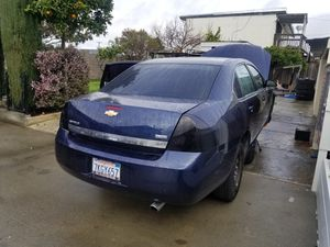 08 chevy impala partes..chevy impala parts for Sale in Oakland, CA