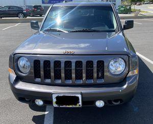 Se vende 2016 Jeep Patriot $6,000 oh mejor oferta Millas 86113 4 Cilindros motor 2.4 4x4 Vehículo reparado Título reconstruido For Sale for Sale in Hyattsville, MD