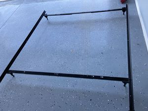 Metal Bed Frame Queen for Sale in Tipp City, OH