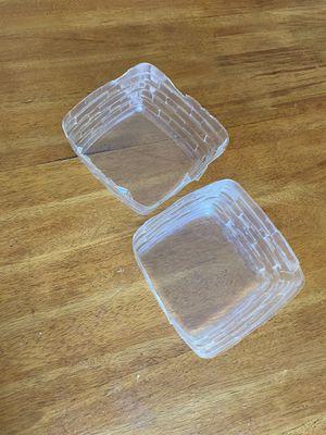 Plastic longaberger liners for Sale in Phoenix, AZ
