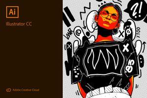 Adobe Illustrator CC 2019 (Mac/Windows) for Sale in Atlanta, GA