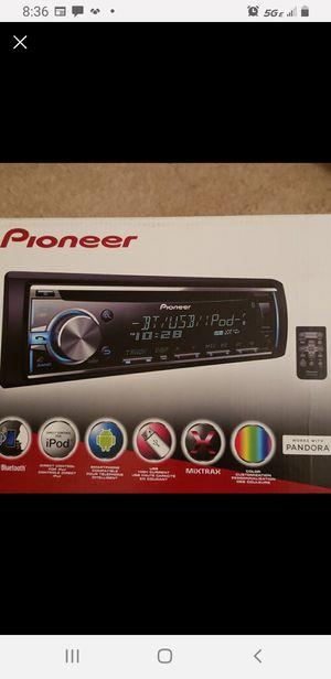 Pioneer car radio - NOT SOLD (price negotiable) for Sale in Woodbridge, VA