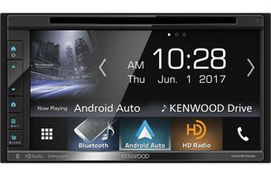 Kenwood(DDX6704S)6.8 inch touchscreen multimedia reciever for Sale in Fairfax, VA
