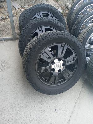 Toyota Rims and Tires for Sale in Dallas, TX