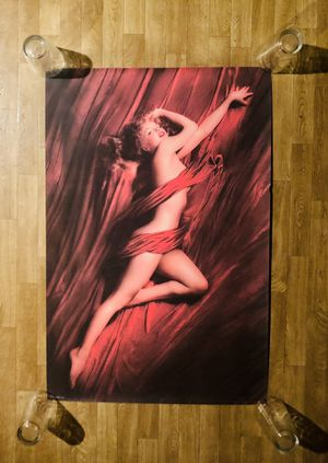 """Marilyn Monroe Poster - 24"""" X 36"""" Mint Condition for Sale in Seattle, WA"""