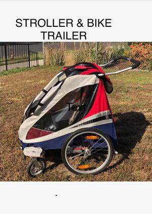 CHARIOT CORSAIRE XL BIKE STROLLER for Sale in Los Angeles, CA