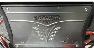 Kicker zx750.1 amp for Sale in Queens, NY