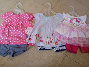 Baby clothes and diapers for Sale in Columbus, OH
