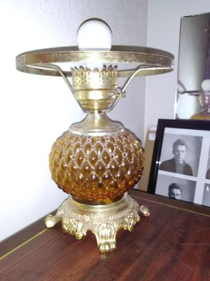 Antique lamp for Sale in Fort Worth, TX